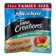 StarKist Tuna Creations Deli Style Tuna Salad Family Size