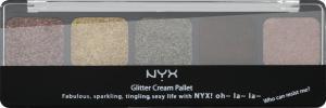 NYX Eye Glitter Cream Sweet Chocolate
