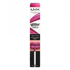 NYX Glitter Goals Liquid Lipstick X Infinity