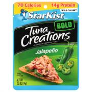StarKist Bold Tuna Creations Jalapeno Pouch