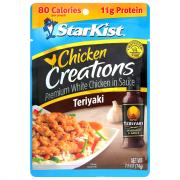 StarKist Chicken Creations Teriyaki Pouch