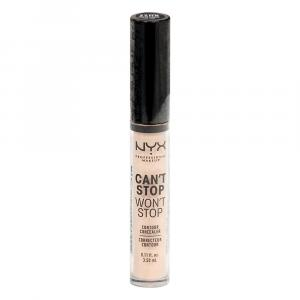 NYX Can't Stop Won't Stop Contour Concealer Vanilla