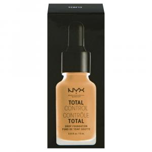NYX Total Control Drop Foundation Classic Tan