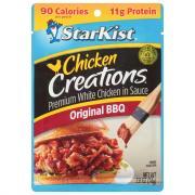 StarKist Chicken Creations Classic BBQ Pouch