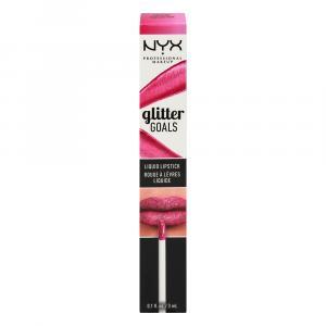 NYX Glitter Goals Liquid Lipstick Reflector