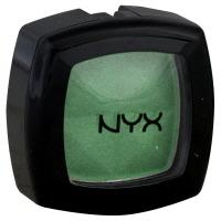 NYX Single Eyeshadow Hot Green Glitter/Frosty ES98