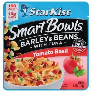StarKist Creations Microwavables Tuna Tomato Basil