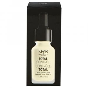 NYX Total Control Drop Foundation Pale