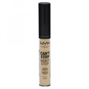 NYX Can't Stop Won't Stop Contour Concealer Natural