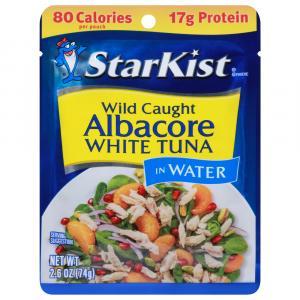 StarKist Albacore White Tuna in Water