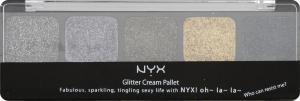 NYX Eye Glitter Cream NT in Luxy