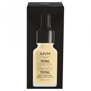 NYX Total Control Drop Foundation Vanilla