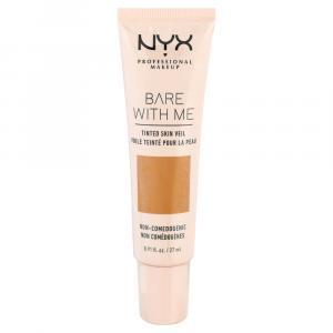 NYX Bare With Me Tinted Skin Veil Cinnamon Mahogany