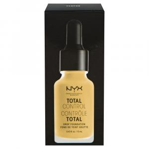 NYX Total Control Drop Foundation True Beige