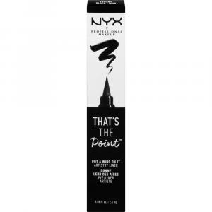 NYX That's The Point Put A Wing On It Eyeliner