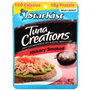StarKist Tuna Creations Hickory Smoked Tuna