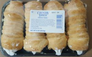 Country Baker French Twirl