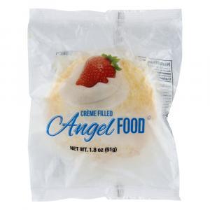 Creme Angel Food Cake