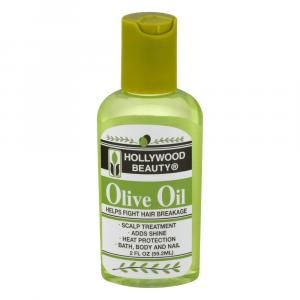 Hollywood Heat Protection Formulation Shine Olive Oil