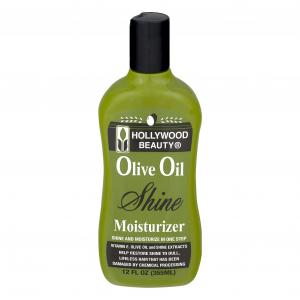 Hollywood Beauty Olive Oil Sheen Moisturizer