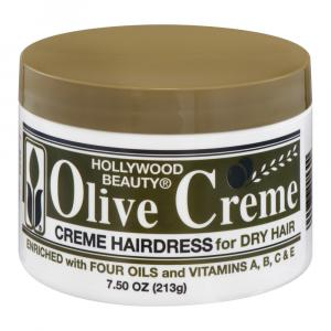 Hollywood Beauty Olive Creme