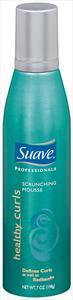 Suave Professional Healthy Curls Mousse