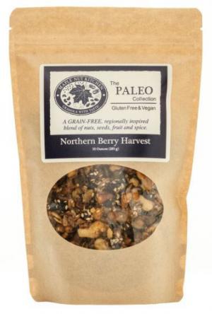 Maple Nut Kitchen Northern Berry Harvest Granola