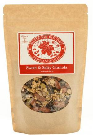 Maple Nut Kitchen Sweet & Salty Granola