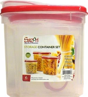 3 in 1 Cereal Storage