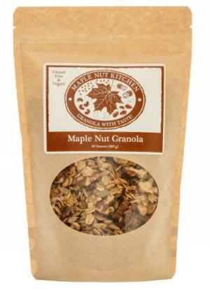 Maple Nut Kitchen Maple Nut Granola
