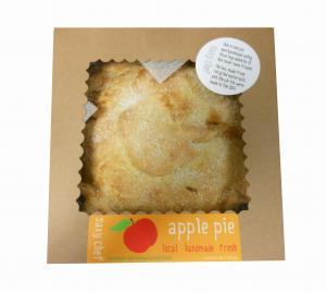 Saxy Chef Apple Pie