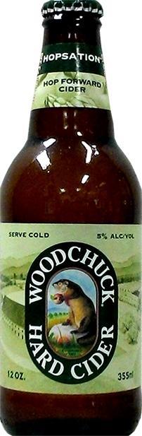 Woodchuck Hard Cider Hopsation