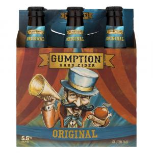 Gumption Hard Cider