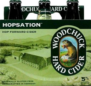Woodchuck Hopsation Hard Cider