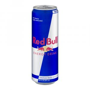 Red Bull Racing Edition Energy Drink
