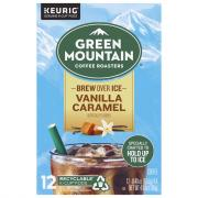 Green Mountain Coffee Roasters Brew Over Ice Vanilla Caramel