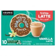 The Original Donut Shop Vanilla Latte K-Cups