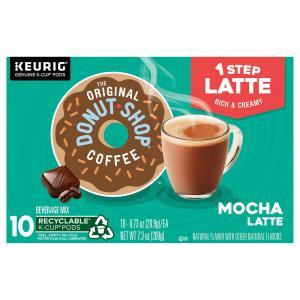 The Original Donut Shop Mocha Latte K-Cups