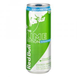 Red Bull Sugar Free Lime