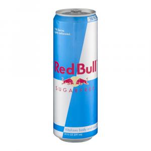 Red Bull Racing Edition Sugar Free Energy Drink