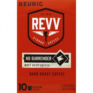 Green Mountain Coffee Revv No Surrender K-cups