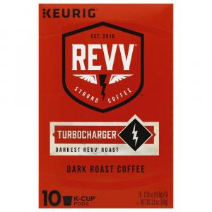 Green Mountain Coffee Revv Turbocharger K-cups