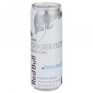 Red Bull Summer Edition Coconut Berry Energy Drink
