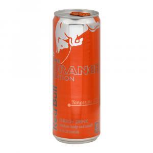 Red Bull Orange Edition Tangerine Energy Drink