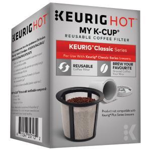 Keurig Hot My K-cup Reusable Filter