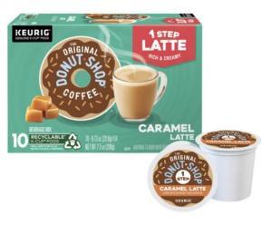 The Original Donut Shop Caramel Latte K-Cups