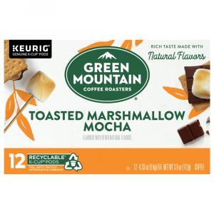 Green Mountain Toasted Marshmallow Mocha Coffee K-Cups