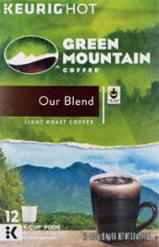 Green Mountain Coffee Our Blend Coffee K-cup