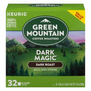Green Mountain Coffee Dark Magic K-Cup Value Pack