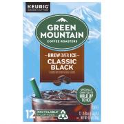 Green Mountain Coffee Roasters Brew Over Ice Classic Black